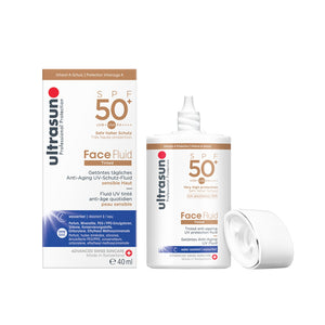 Ultrasun Face Fluid SPF 50+ Tinted Honey