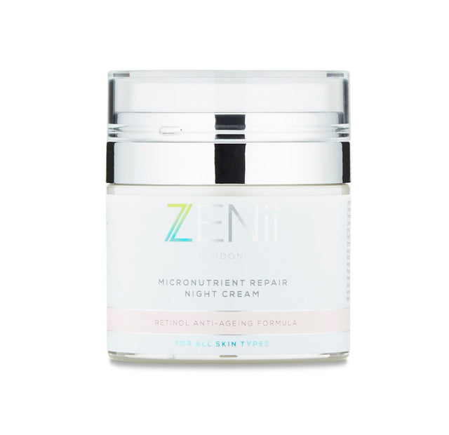 ZENii Micronutrient Repair Night Cream
