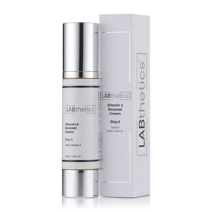 LABthetics Vitamin A Renewal Cream Step 6
