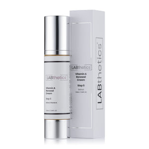 LABthetics Vitamin A Renewal Cream Step 5