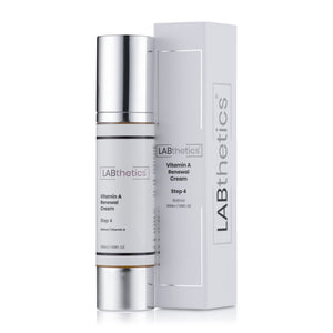 LABthetics Vitamin A Renewal Cream Step 4