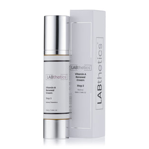 LABthetics Vitamin A Renewal Cream Step 3