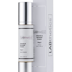 LABthetics Vitamin A Renewal Cream Step 1