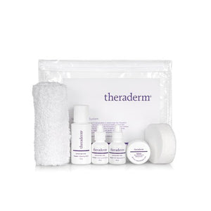 Theraderm Skin Renewal System Travel Pack (Enriched)