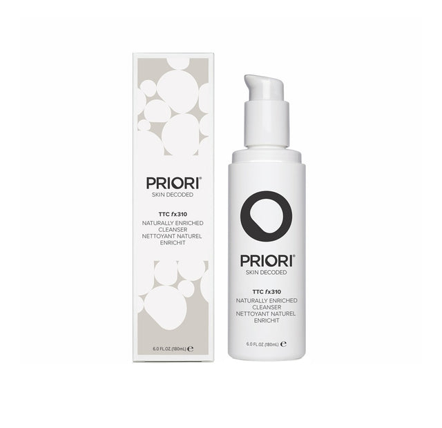 PRIORI Naturally Enriched Cleanser TTC fx310