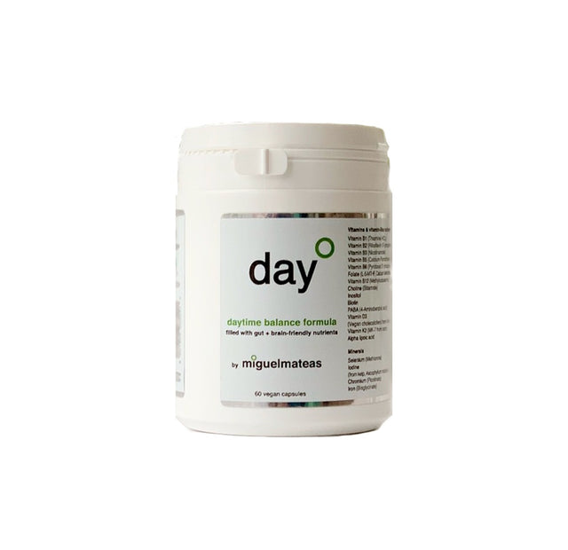 Miguel Mateas Day Formula Advanced Nutritional Complex