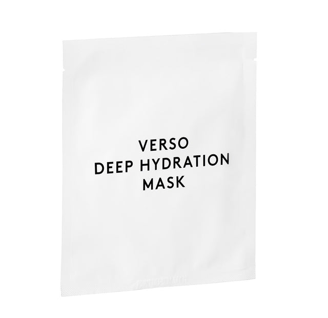 VERSO Deep Hydration Mask Single Mask