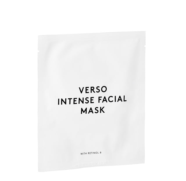 VERSO Intense Facial Mask Single Mask