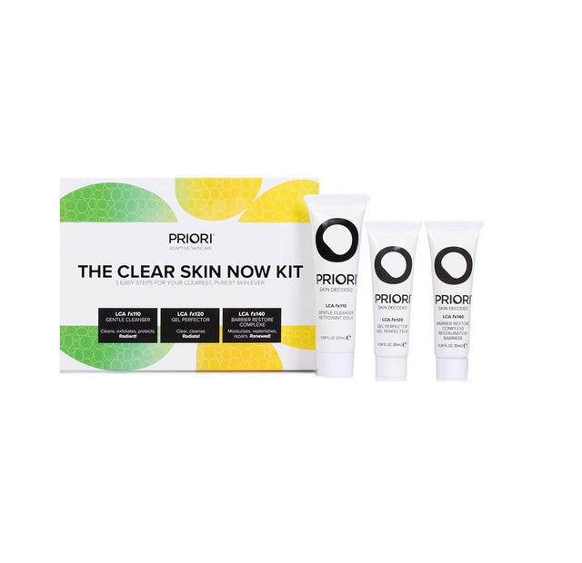 PRIORI The Clear Skin Now Kit