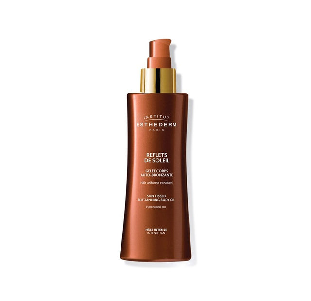 Institut Esthederm Intense Tan Self-Tanning Body Jelly