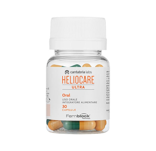 Heliocare Ultra Oral Supplements Capsules