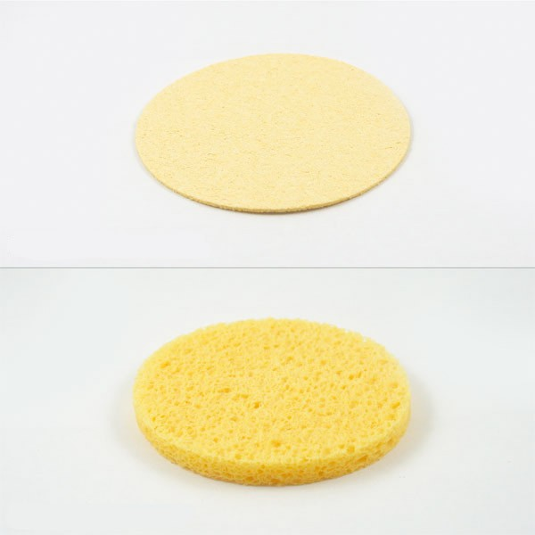 Sponge Technology Expanding Cosmetic Sponge (Pack of 10)