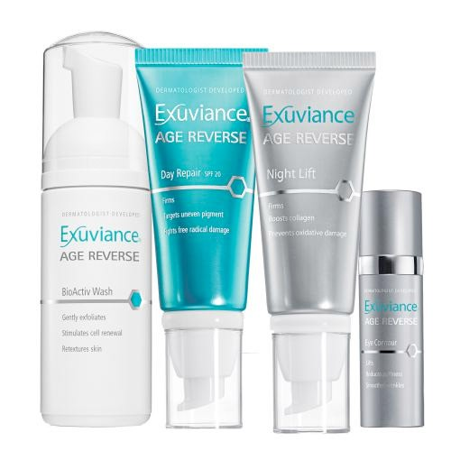 Exuviance Age Reversing Introductory Collection