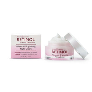 Skincare Cosmetics Retinol Advanced Brightening Night Cream