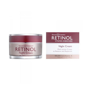 Skincare Cosmetics Retinol Vitamin A Night Cream