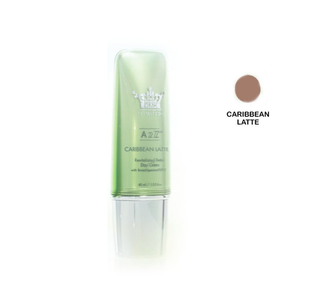 DMK Limited A 2 Z Revitalizing Tinted Day Creme - Caribbean Latte