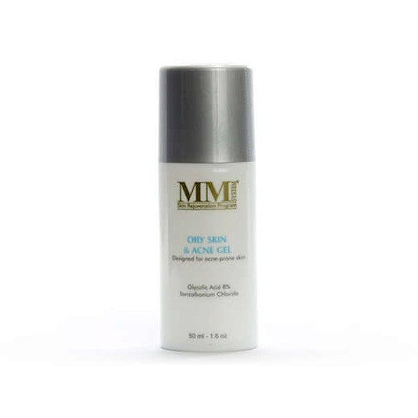 Mene & Moy Oily Skin & Acne Gel