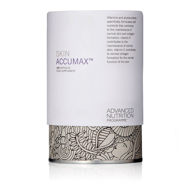 Advanced Nutrition Programme Skin Accumax 180 Capsules