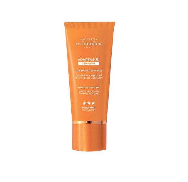 Institut Esthederm Adaptasun Sensitive Skin Face Cream Strong Sun