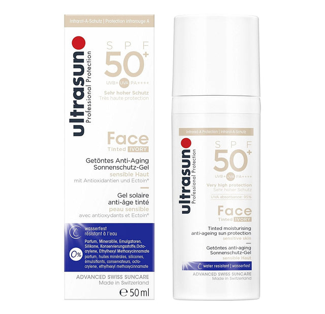 Ultrasun Face Tinted SPF 50+ Ivory