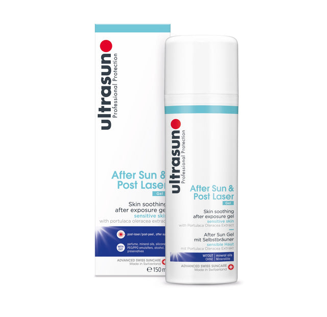 Ultrasun After Sun & Post Laser Gel