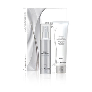 Jan Marini Rejuvenate & Protect Duo: C-Esta Serum and Marini Physical Protectant