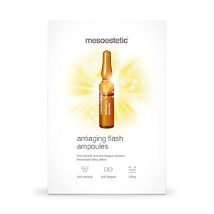Mesoestetic Anti Aging Flash Ampoules (10 pack)