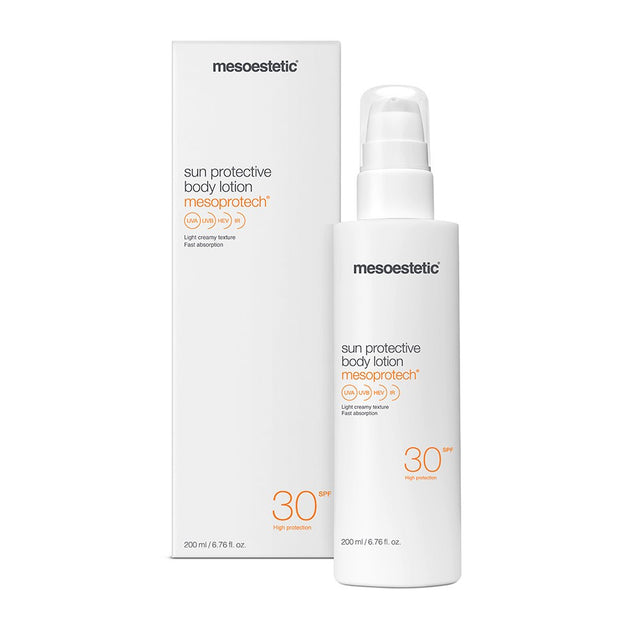 Mesoestetic Mesoprotech Sun Protective Body Lotion - CLEARANCE