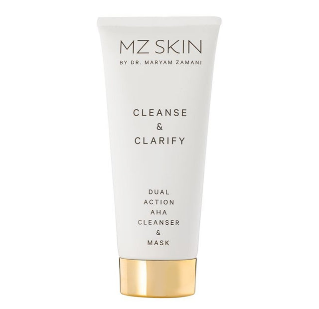 MZ Skin Cleanse and Clarify Dual Action AHA Cleanser and Mask
