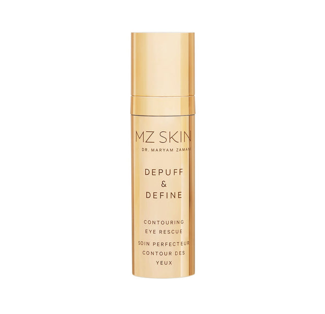 MZ Skin Depuff and Define Contouring Eye Rescue