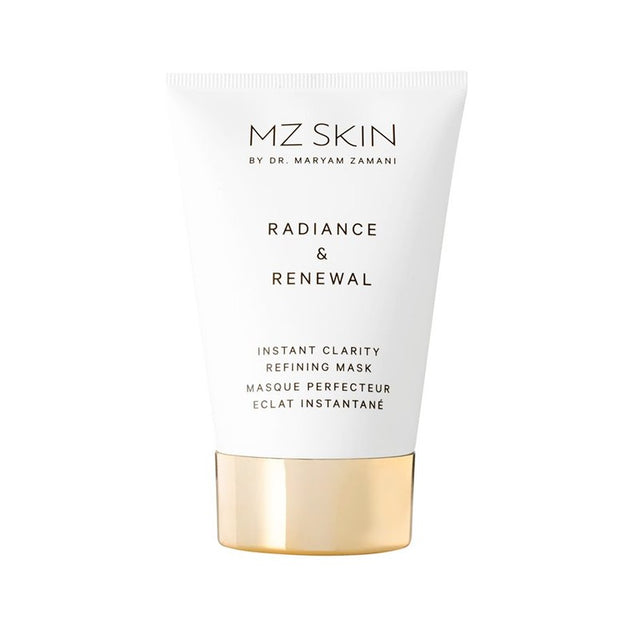 MZ Skin Radiance and Renewal Instant Clarity Refining Mask