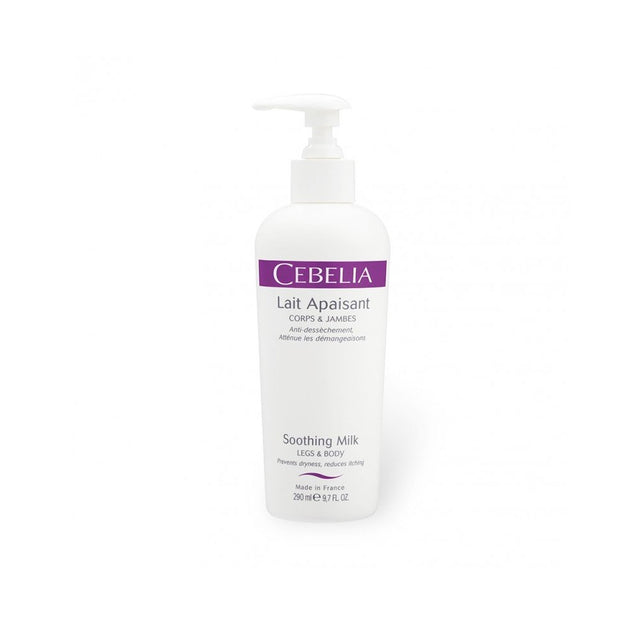 Cebelia Soothing Milk Legs and Body