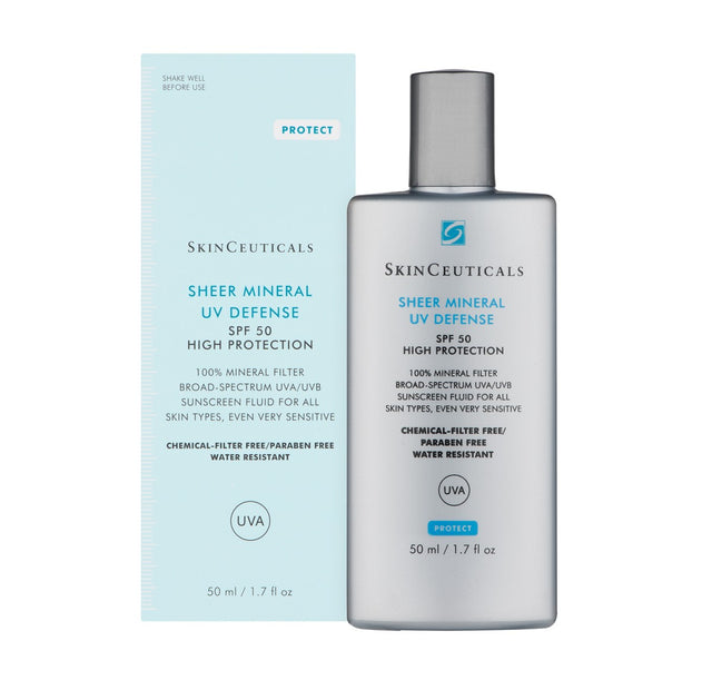 SkinCeuticals Sheer Mineral UV Defense SPF 50