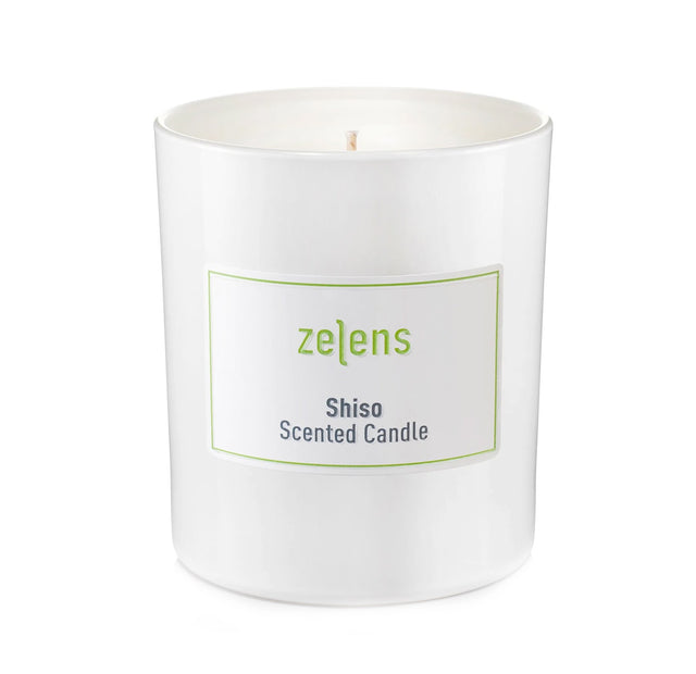 Zelens Scented Shiso Candle