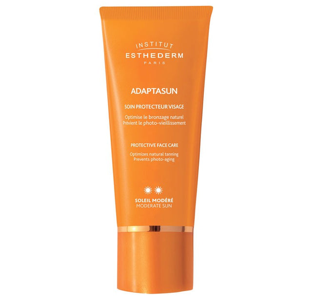 Institut Esthederm Adaptasun Protective Face Care Moderate Sun