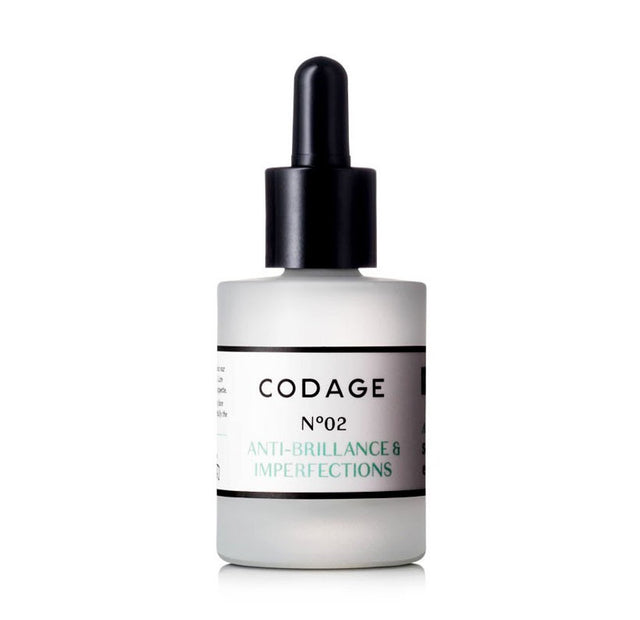 CODAGE Serum No.2 Anti-Shine and Imperfections Serum