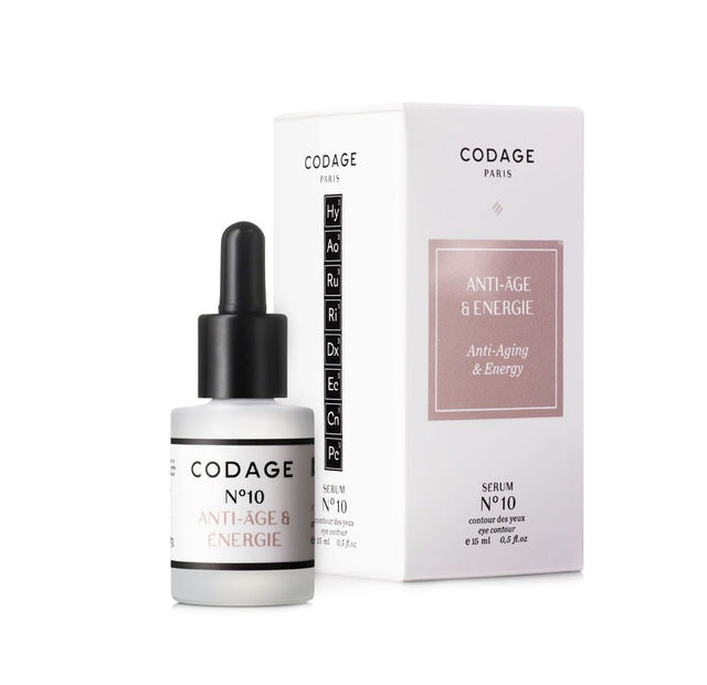 CODAGE Serum No.10 Eye Contour Anti-Aging and Energy Serum