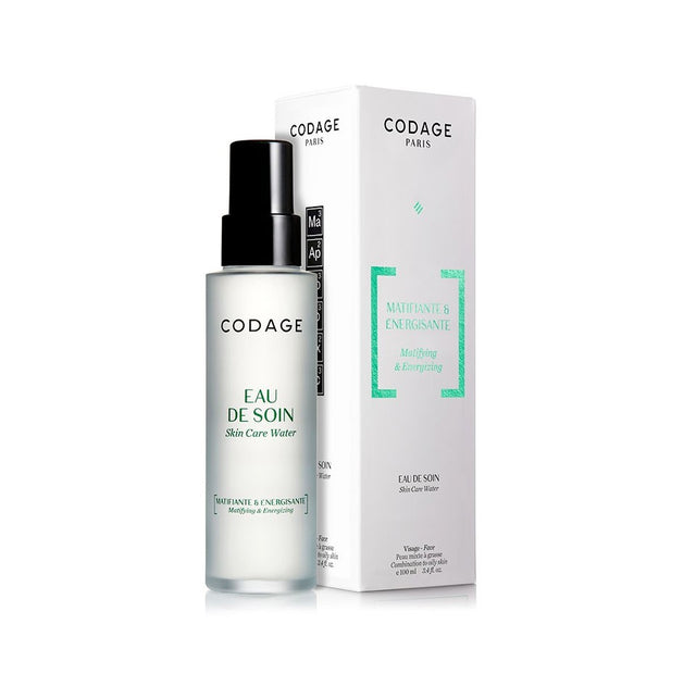 CODAGE Mattifying and Energizing Skin Care Water