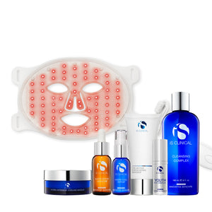 iS Clinical Fire & Ice Bundle with Deesse Pro Express LED Mask