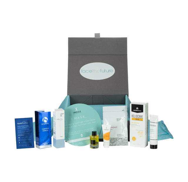 Face the Future Skincare Box