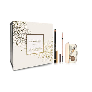 Jane Iredale Line & Define Brow Kit Medium