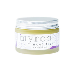 MyRoo Hand Treat Geranium