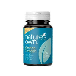 Nature's Own Omega 3 Vegan