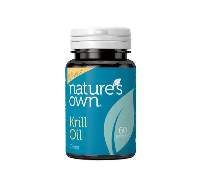 Nature's Own Krill Oil