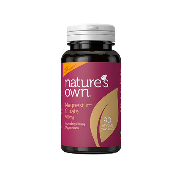 Nature's Own Magnesium Citrate