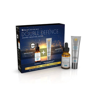 SkinCeuticals Double Defence Phloretin CF Kit