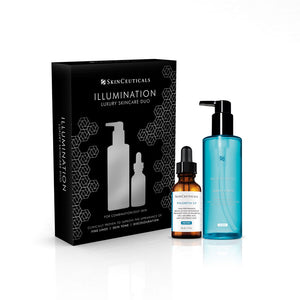 SkinCeuticals Illumination Luxury Skincare Duo