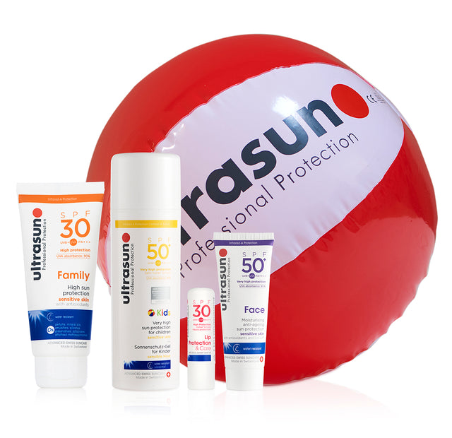 Ultrasun Family Holiday Pack