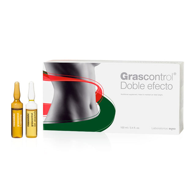 Mesoestetic Grascontrol Double Effect 20 Ampoule Pack