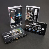 Dark Nights & D Fitted Digipak Cassettes